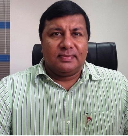 Sajan Philip — General Manager, Diamond Shipping Services Ltd
